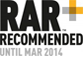 RAR+ Recommended Agency Register